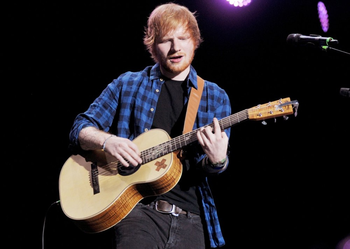 Ed Sheeran will be blessing South Africa with his rockstar talent in 2019