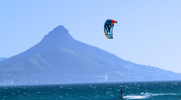 Kitesurfing Cape Town Red Bull King Of The Air 2020